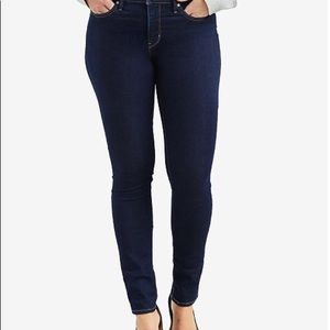 Levi's 311 Shaping Skinny Jeans 24W